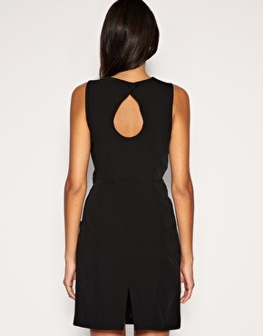 Fotografie č. 2 - Fotografie inzerátu Prodám černé koktejlové šaty ... e849072833